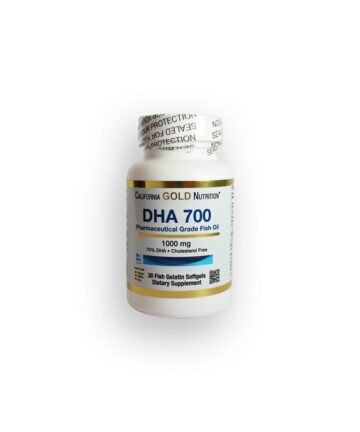 DHA-700 California Gold Nutrition, 30 капсул.